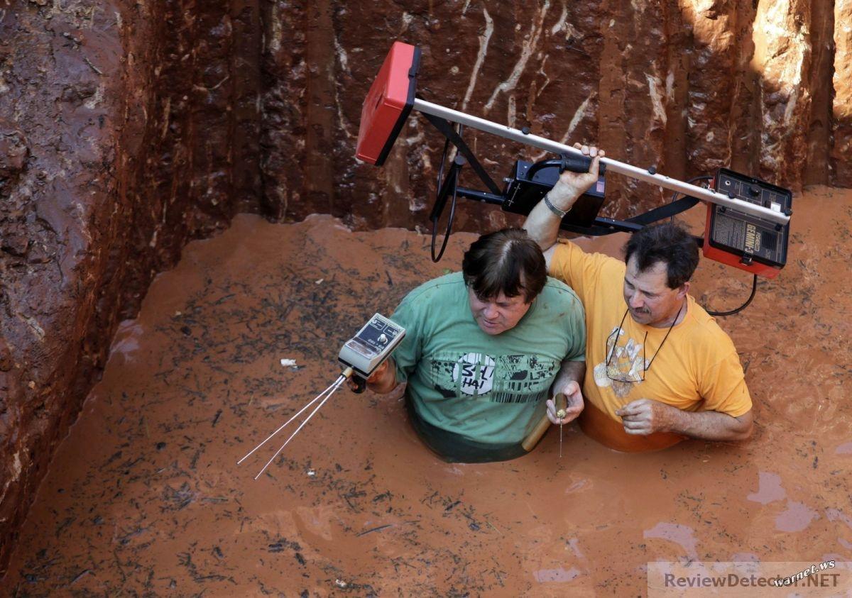 Охота на захороненное золото в парагвае это интересно!.
