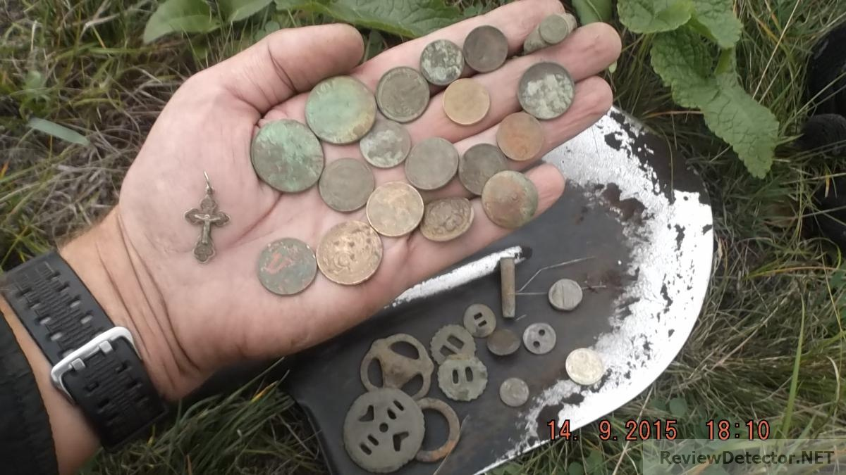 Поиск монет . на сибирской дороге arkwars.ru.