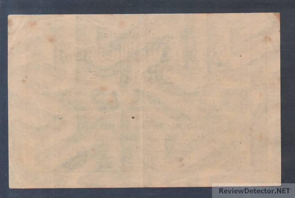 ГЕРМАНИЯ. 10 млн. марок 1923. Вод. знак - звезды Давида. (90) 2.jpg