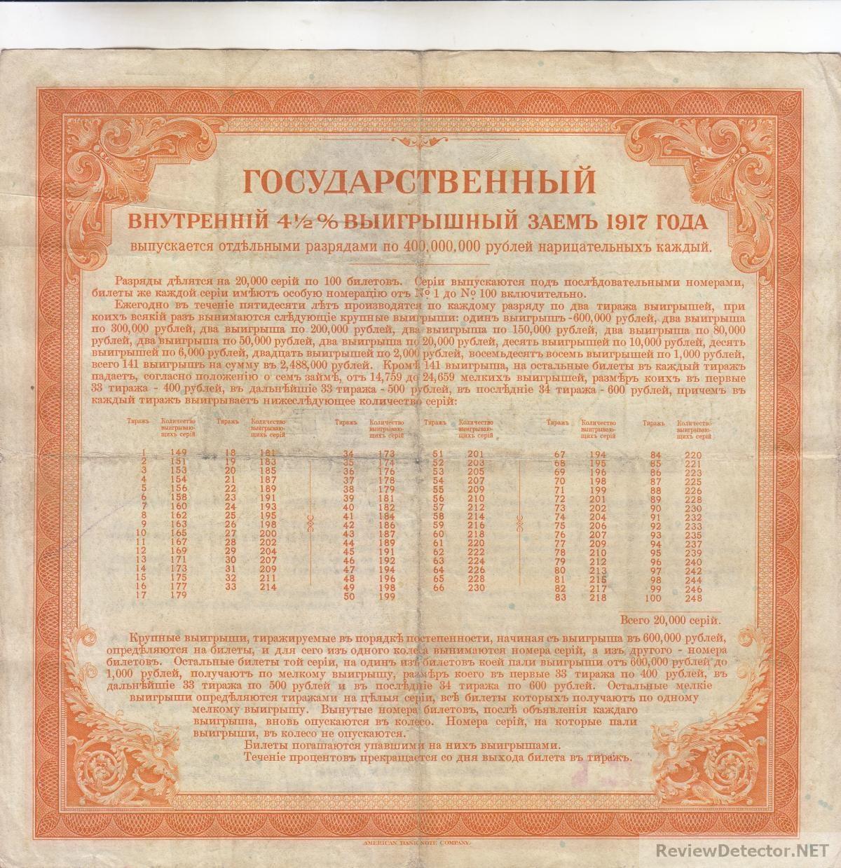 КОЛЧАК. ИРКУТСК. 200 рублей. 1917. Разряд 2 (700) 2.jpg